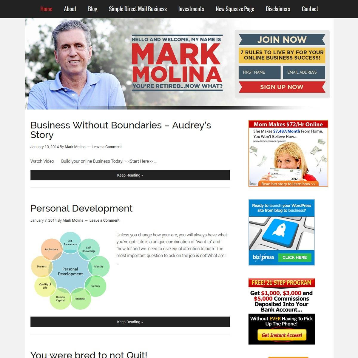 MarkMolina.com